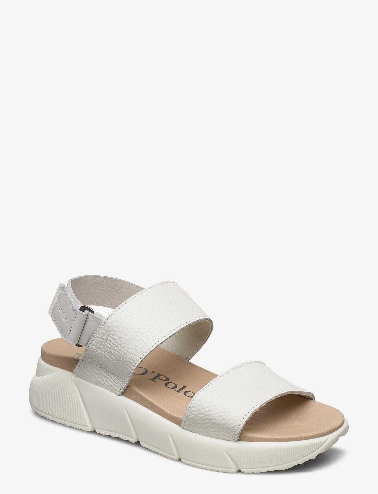 Marc O'Polo Footwear - Sporty 1B - sandales - offwhite - 0