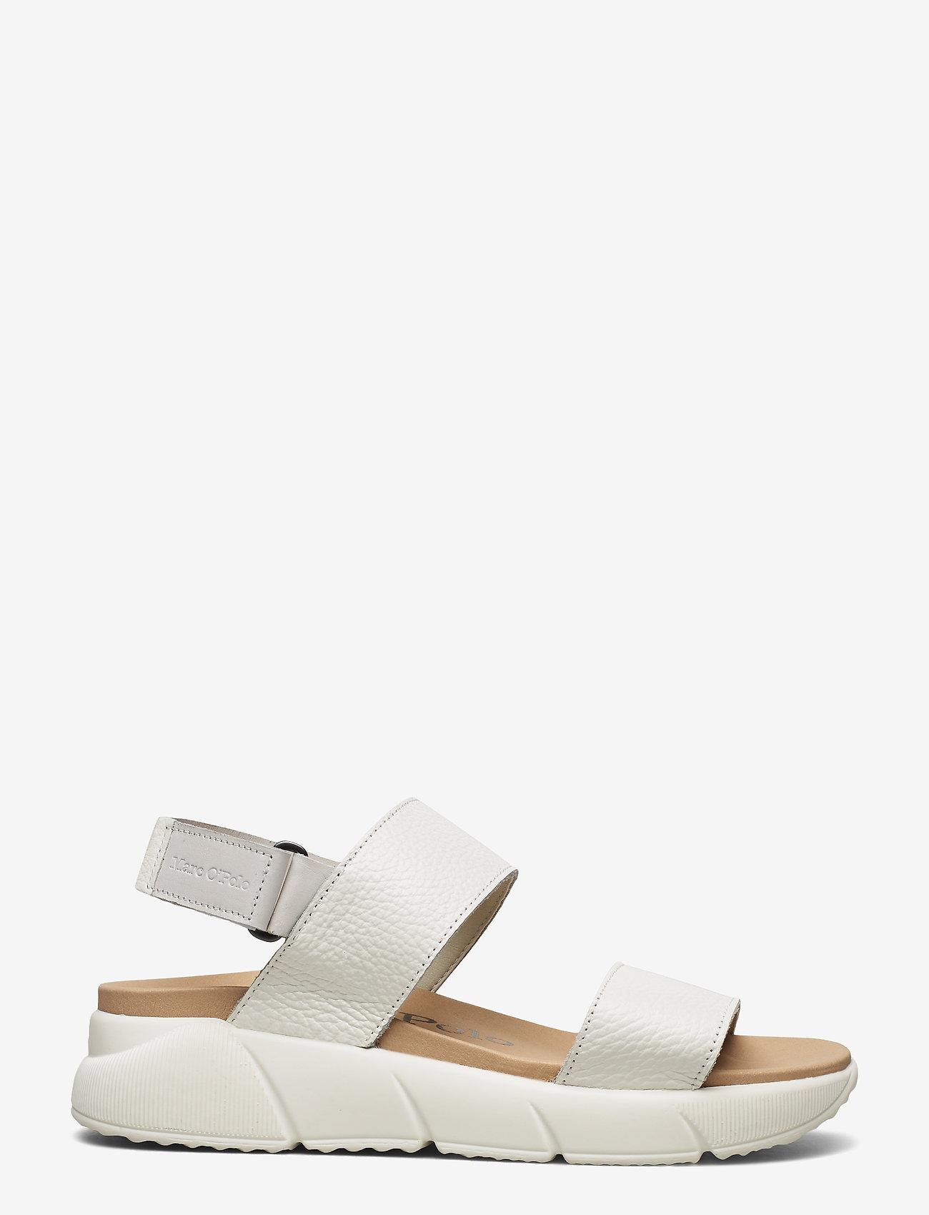 Marc O'Polo Footwear - Sporty 1B - sandales - offwhite - 1