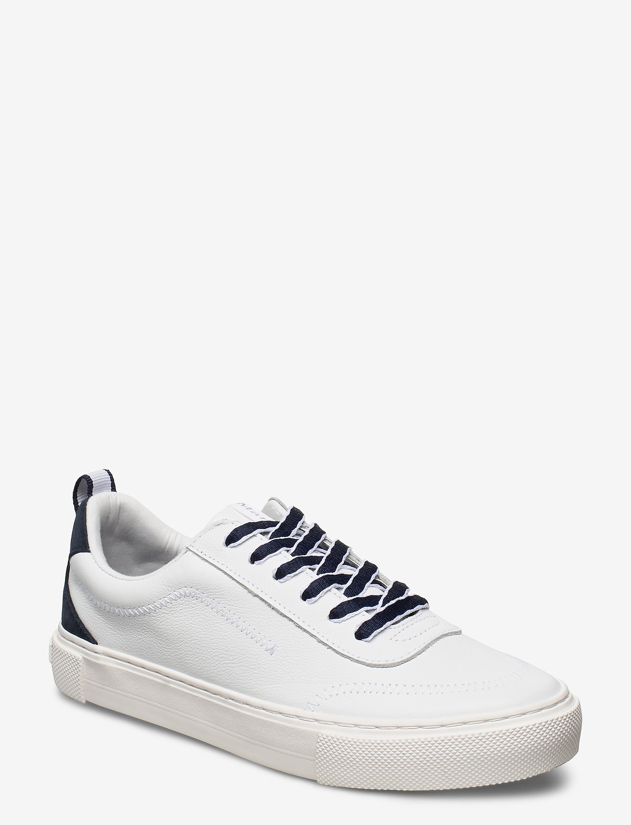 Marc O'Polo Footwear - Venuse 3 - lave sneakers - white/navy - 0