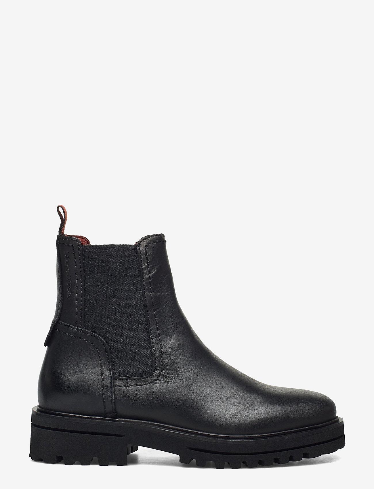Marc O'Polo Footwear - Licia 8B - chelsea boots - black - 1