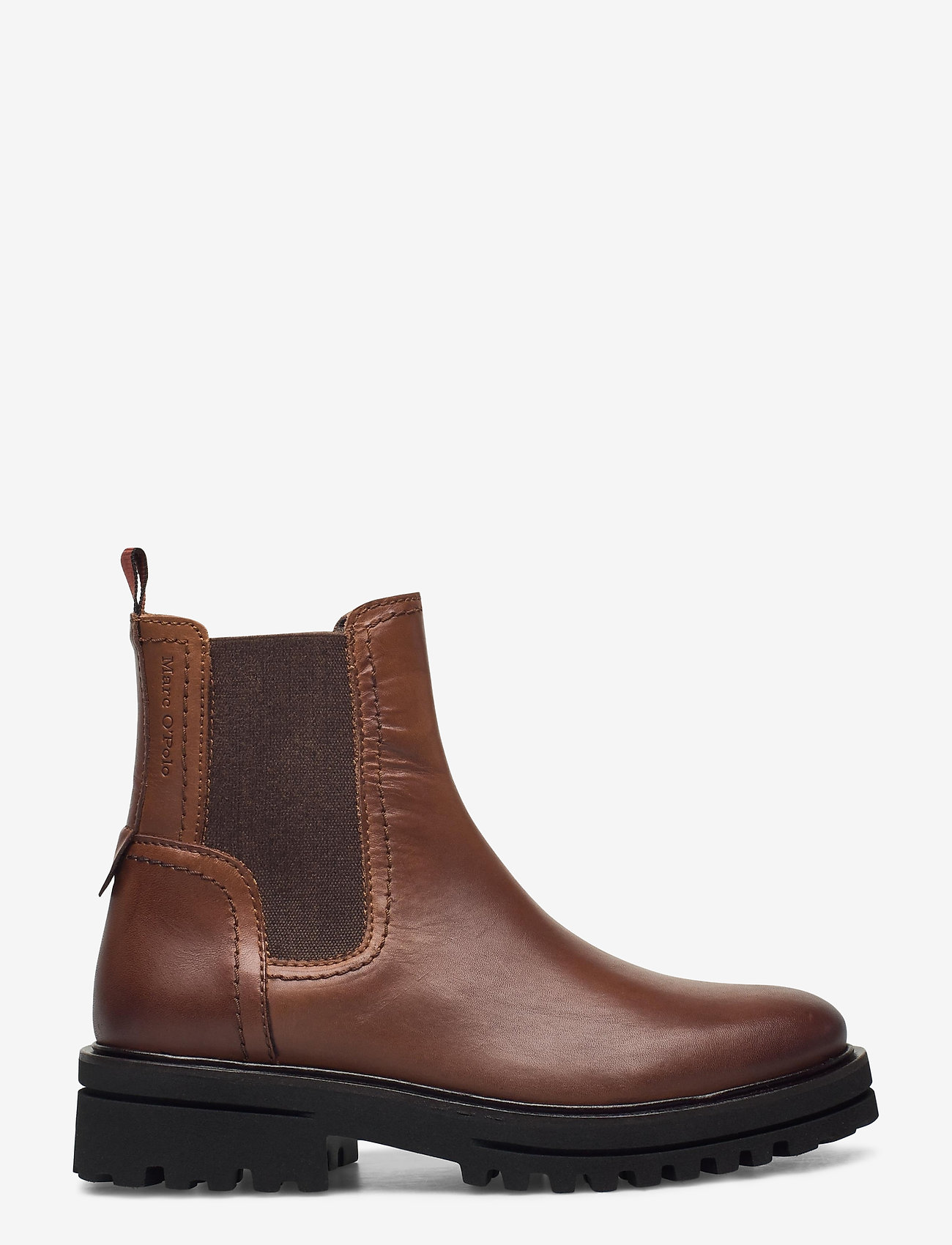 Marc O'Polo - Licia 8B - chelsea boots - cognac - 1