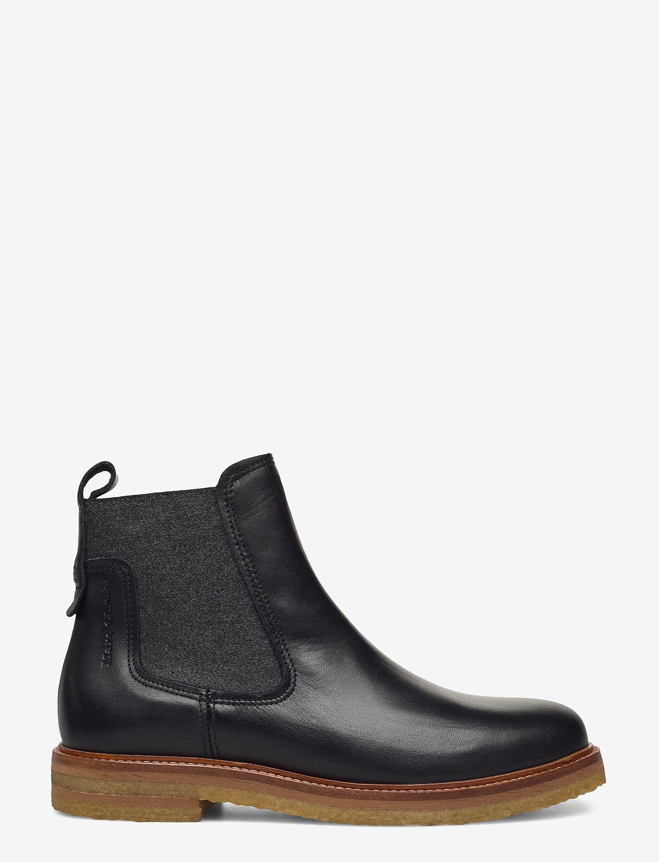 Marc O'Polo Footwear - Brenda 2B - chelsea boots - black - 1
