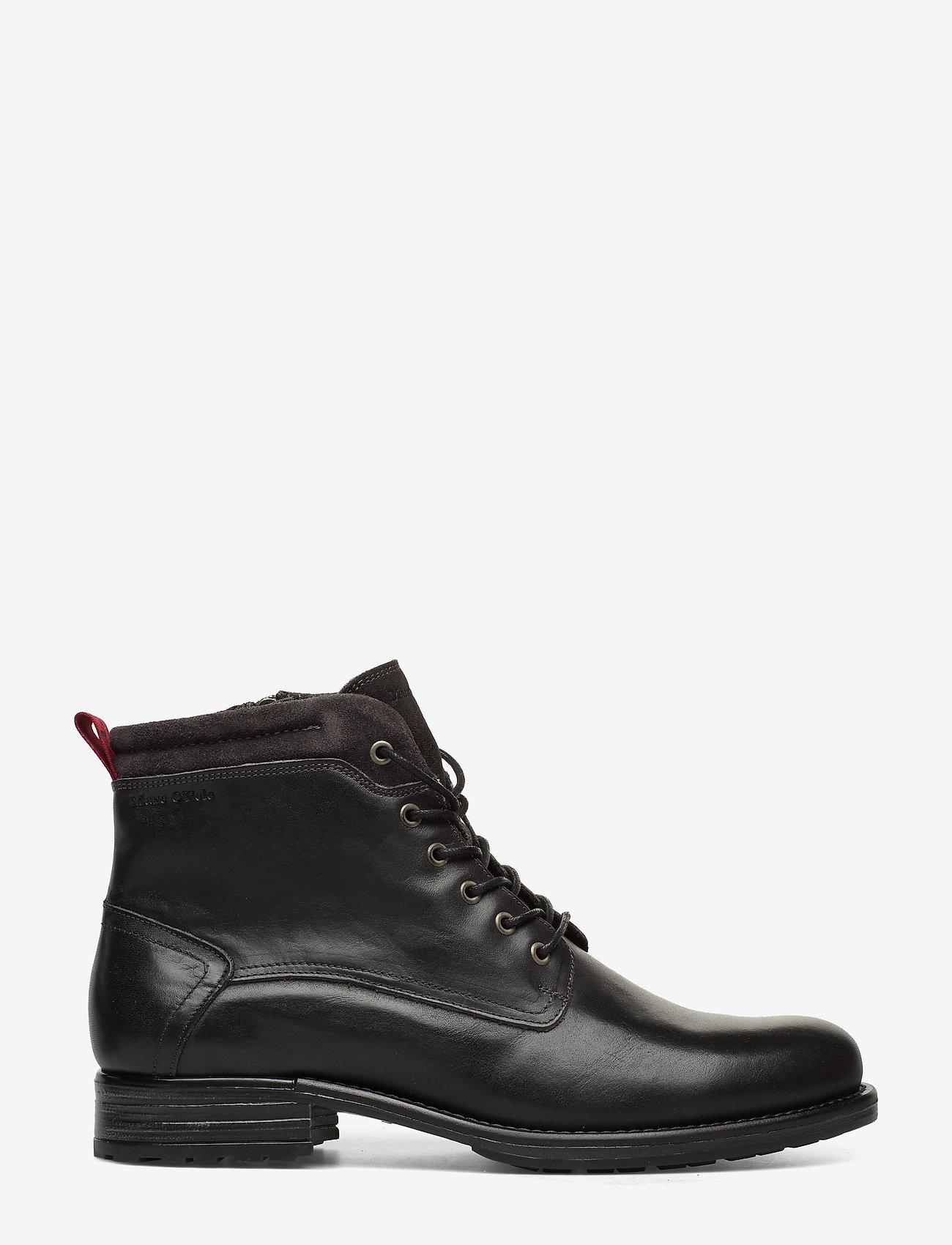Marc O'Polo Footwear - Sutton 4B - bottes lacées - dark grey - 1