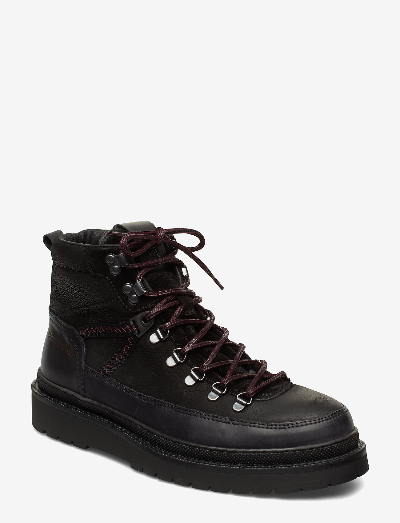 Marc O'Polo Footwear - Lee 4B - bottes lacées - black - 0
