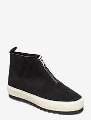 Marc O'Polo Footwear - Carmel 24A - flade ankelstøvler - black - 0