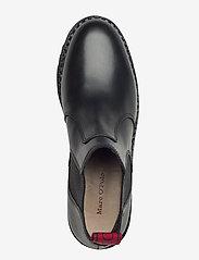Marc O'Polo Footwear - Lucia 12A - chelsea støvler - black - 3