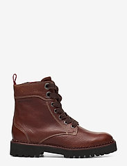 Marc O'Polo Footwear - Lucia 17A - flade ankelstøvler - brown - 1