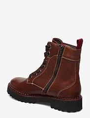 Marc O'Polo Footwear - Lucia 17A - flade ankelstøvler - brown - 2