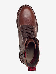 Marc O'Polo Footwear - Lucia 17A - flade ankelstøvler - brown - 3