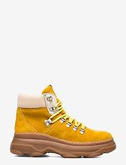 Marc O'Polo Footwear - Jana 1A - flade ankelstøvler - yellow - 1