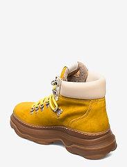 Marc O'Polo Footwear - Jana 1A - flade ankelstøvler - yellow - 2