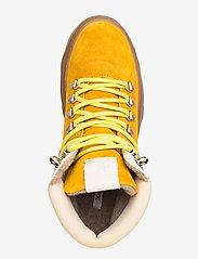 Marc O'Polo Footwear - Jana 1A - flade ankelstøvler - yellow - 3