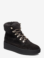 Marc O'Polo Footwear - Susanna 1A - flade ankelstøvler - black - 0