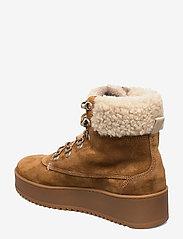 Marc O'Polo Footwear - Susanna 1A - flade ankelstøvler - tabacco - 2