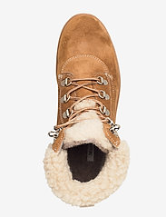 Marc O'Polo Footwear - Susanna 1A - flade ankelstøvler - tabacco - 3
