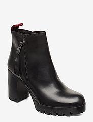 Marc O'Polo Footwear - Alma 1A - ankelstøvler med hæl - black - 0