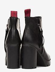 Marc O'Polo Footwear - Alma 1A - ankelstøvler med hæl - black - 4