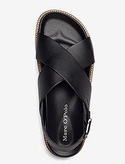 Marc O'Polo Footwear - Andrea 1B - sandales - black - 3