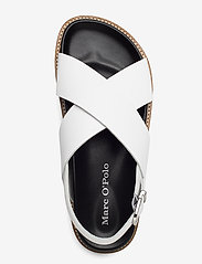 Marc O'Polo Footwear - Andrea 1B - sandales - white - 3