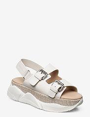 Marc O'Polo Footwear - Ellen 1B - flade sandaler - white - 0