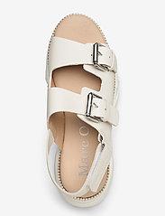 Marc O'Polo Footwear - Ellen 1B - flade sandaler - white - 3