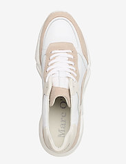 Marc O'Polo Footwear - Massima 1B - chunky sneakers - white/sand - 3
