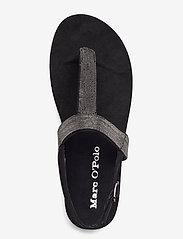 Marc O'Polo Footwear - Sarah 1 - flade sandaler - dark grey - 3