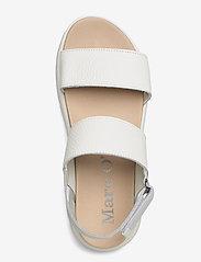 Marc O'Polo Footwear - Sporty 1B - sandales - offwhite - 3