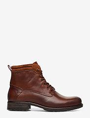 Marc O'Polo Footwear - Sutton 4B - bottes lacées - cognac - 1