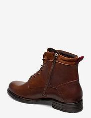 Marc O'Polo Footwear - Sutton 4B - bottes lacées - cognac - 2