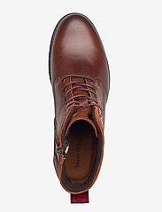 Marc O'Polo Footwear - Sutton 4B - bottes lacées - cognac - 3