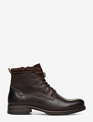 Marc O'Polo Footwear - Sutton 4B - bottes lacées - dark brown - 1