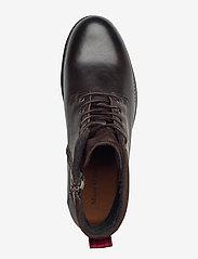 Marc O'Polo Footwear - Sutton 4B - bottes lacées - dark brown - 3