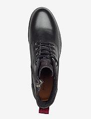 Marc O'Polo Footwear - Sutton 4B - bottes lacées - dark grey - 3