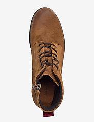 Marc O'Polo Footwear - Sutton 4A - bottes lacées - cognac - 3