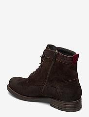 Marc O'Polo Footwear - Sutton 4A - bottes lacées - dark brown - 2