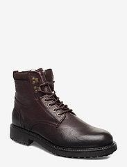 Marc O'Polo Footwear - Atlas 10B - vinterstøvler - dark brown - 0