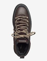 Marc O'Polo Footwear - Lee 4B - bottes lacées - dark brown - 3