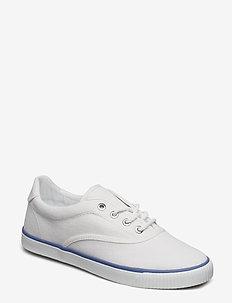 Carmel 10A - sneakers med lav ankel - white