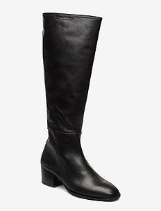 Catania 9B - bottes hautes - black
