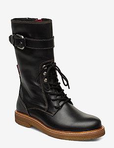 Brenda 2B - bottes hautes - black