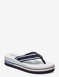 Dora 1 - flip-flops - blue combi