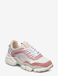 Julia 2 - chunky sneakers - rose combi