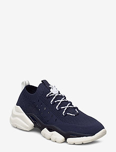 Julia 3 - chunky sneakers - navy