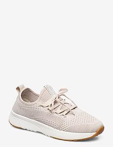 Loleta 4 - sneakers med lav ankel - sand