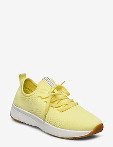 Loleta 4 - lage sneakers - yellow
