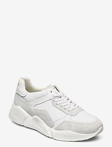 Massima 1B - lage sneakers - white