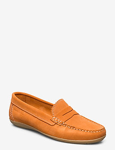 Natasha 1A - loafers - orange