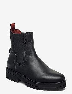 Licia 8B - chelsea støvler - black