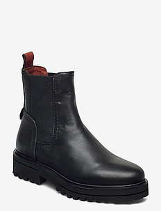 Licia 8B - chelsea boots - black